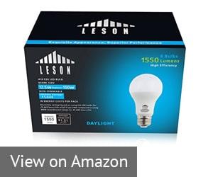 Leson 100w e26-e27 LED Bulb Review