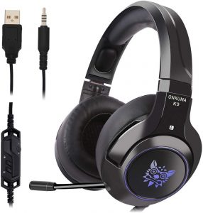 Cehensy Gaming Earmuffs Twinkling