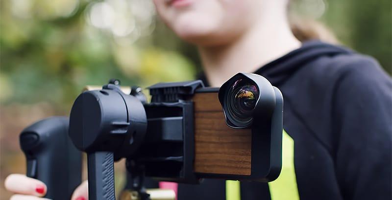 Freefly Movi Cinema Robot Different Lenses 1