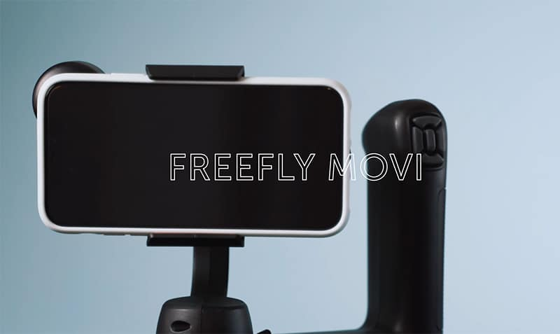Freefly Movi Cinema Robot Features