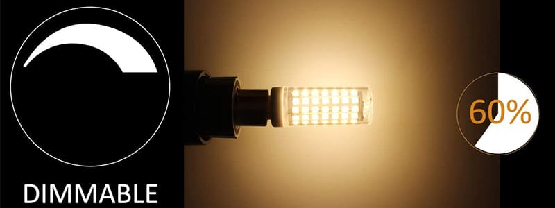Best Dimmable G9 LED Bulbs Review 1