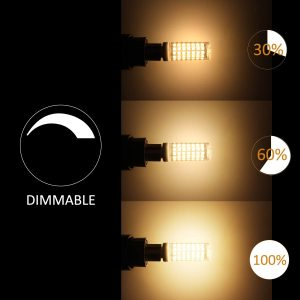 Best Dimmable G9 LED Bulbs Review