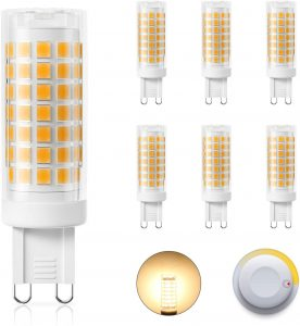 DiCUNO G9 Dimmable LED Bulb Review