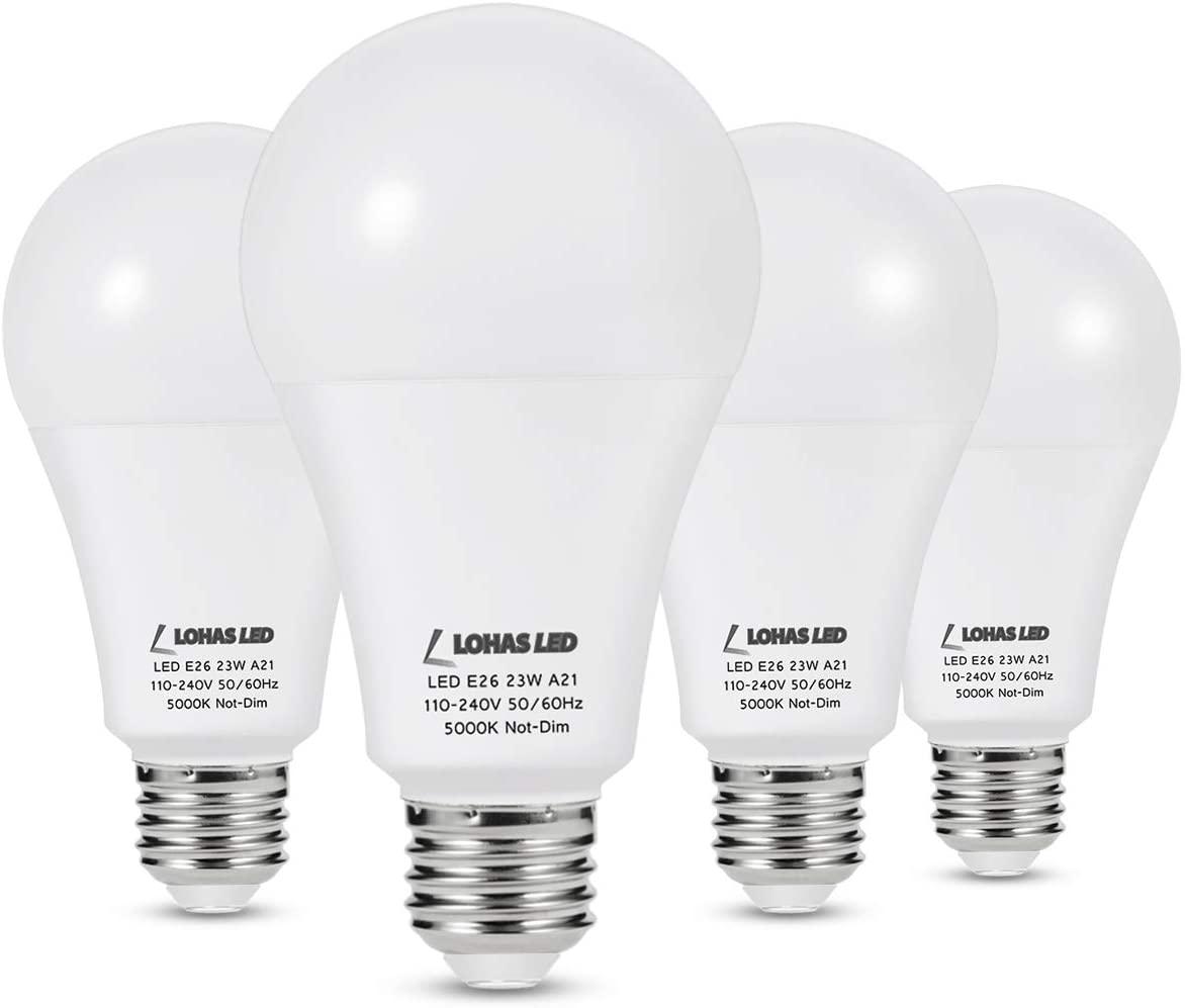 LOHAS A21 LED Light Bulb