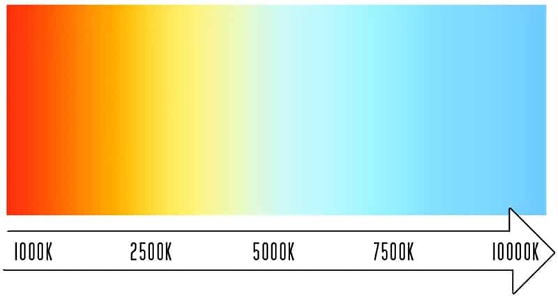 Light Temperature