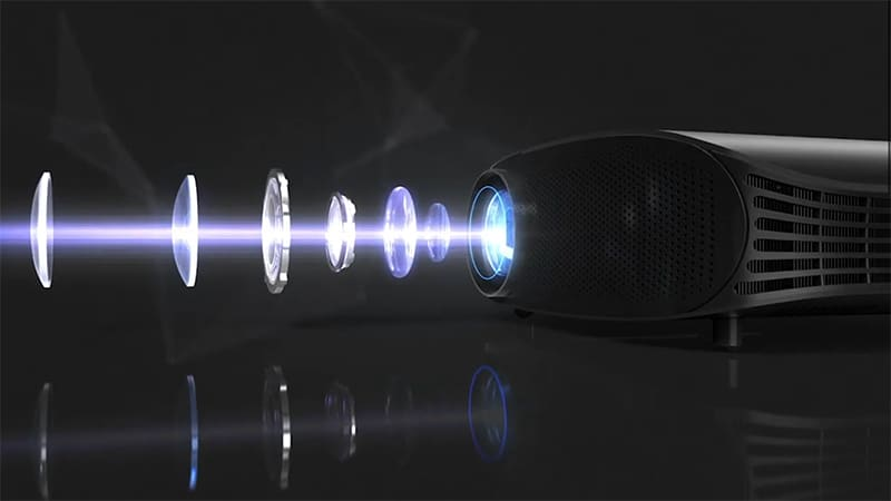 High-Quality Outdoors Projector Benefits