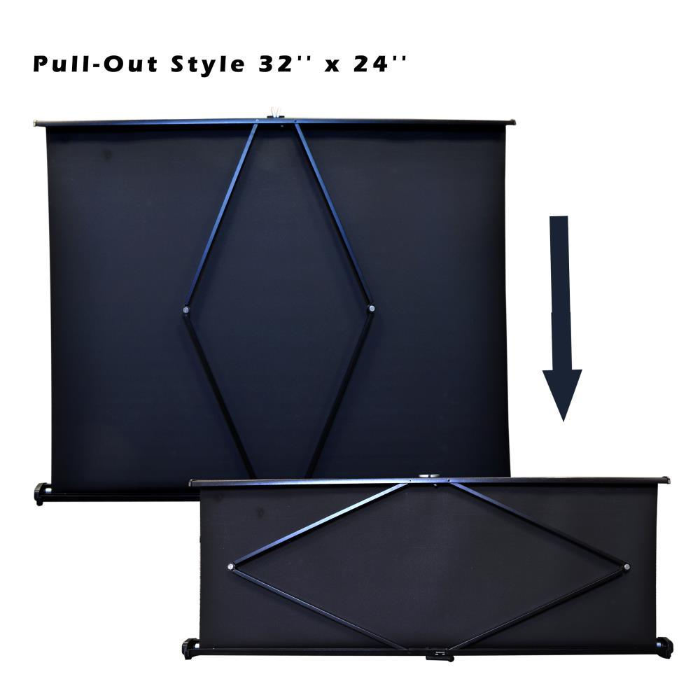 Pyle Portable Projector Screen Review