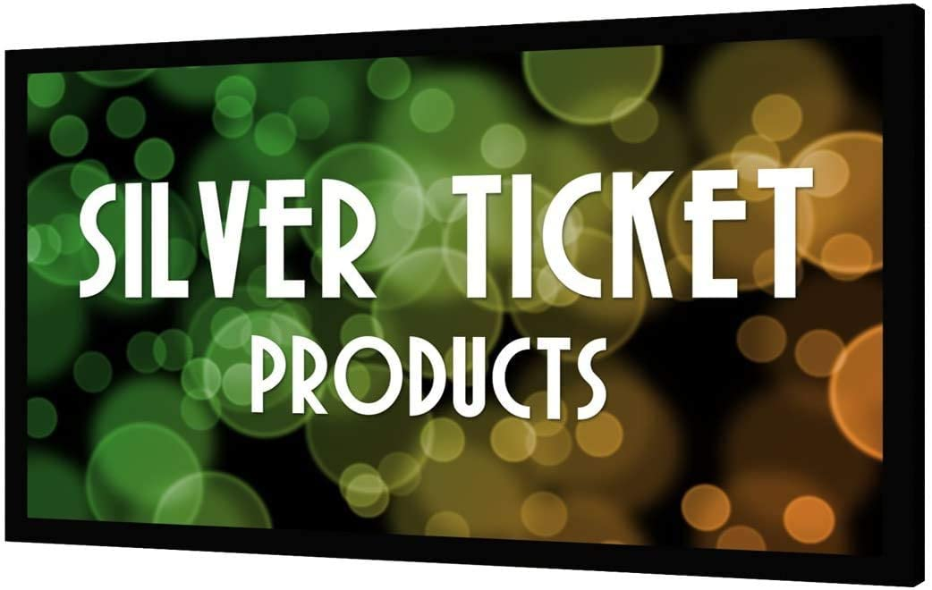 Silver Ticket 100-inch Projector Screen