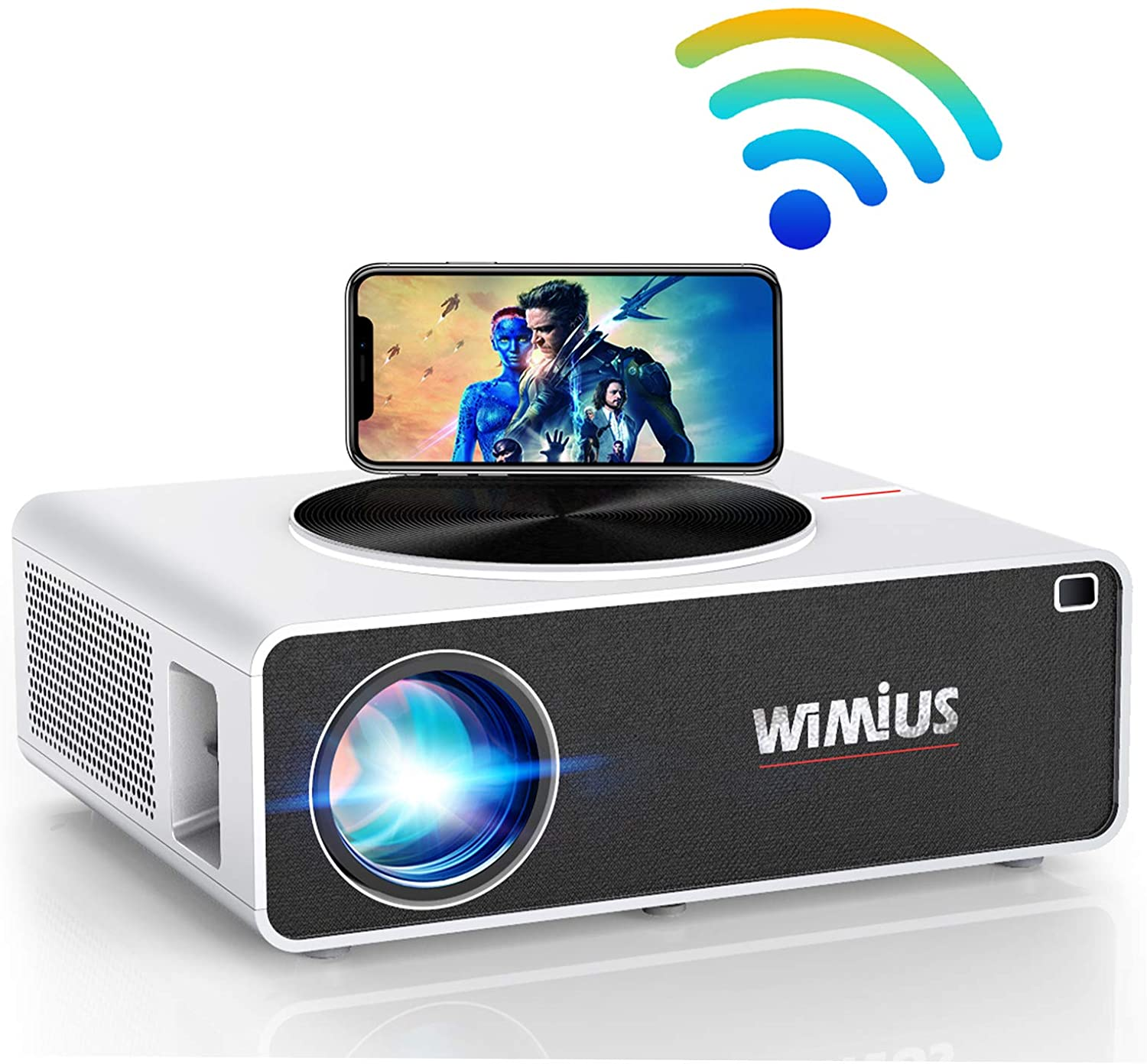 WiMiUS K3 7500 Lux Video Projector
